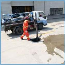 上海园区污水管道清洗-上海工业园区清洗管道