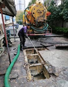 上海清理隔油池-上海隔油池清理公司