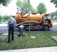 上海专业管道疏通-上海管道疏通公司