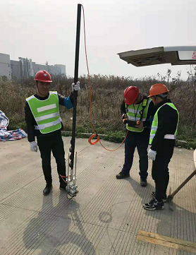 上海管道渗漏检测气囊-上海地下管道检测公司