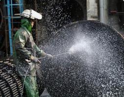 上海工业设备清洗-上海高压清洗