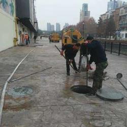 上海市政排污管道清淤-上海排水排污管道清淤